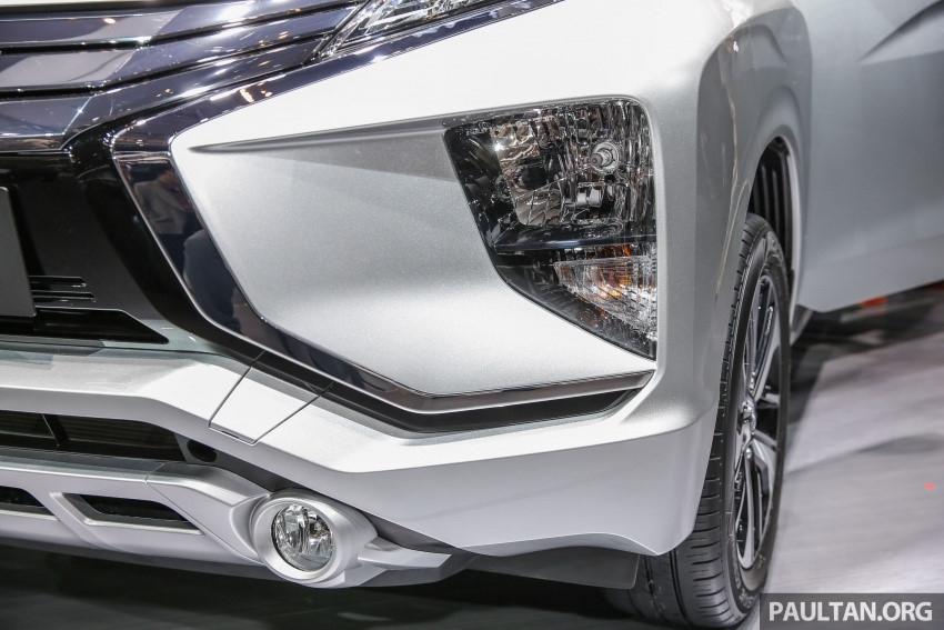 Mitsubishi ra mat xe gia dinh 7 cho Xpander hinh anh 4