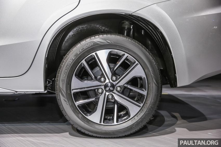Mitsubishi ra mat xe gia dinh 7 cho Xpander hinh anh 6