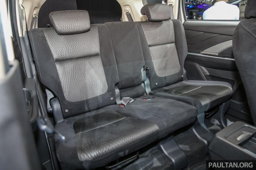 Mitsubishi ra mat xe gia dinh 7 cho Xpander hinh anh 15