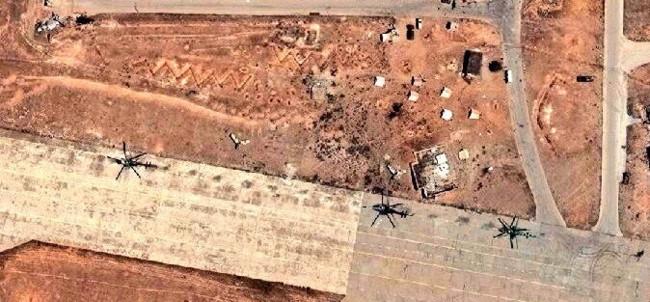 Tên lửa mới Verba Nga lại ra uy tại Syria - Ảnh 1.