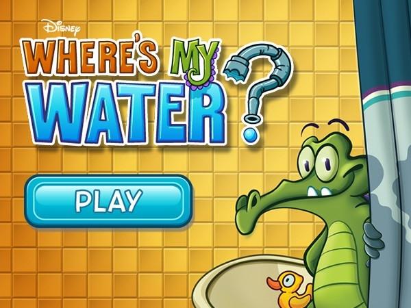 """""""Where's my water"""" là một trong những tựa game di động nổi tiếng của Disney, bị tố cáo âm thầm thu thập thông tin của trẻ em"""