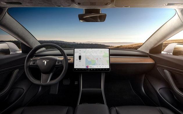 """Xe điện """"bình dân"""" Tesla Model 3 chính thức ra mắt - 4"""