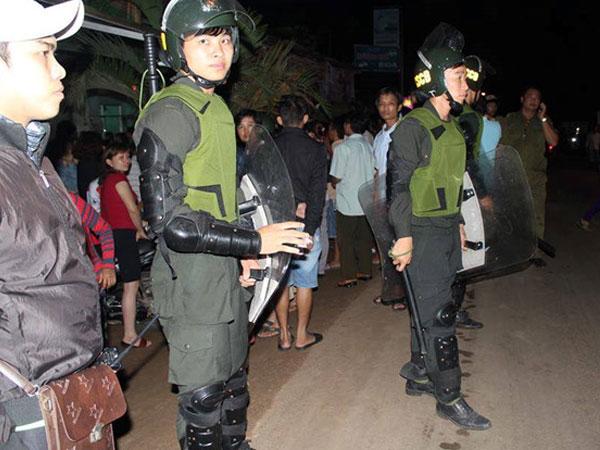 Video: Hiện trường vụ bắn chết nữ sinh rồi tự sát ở Đồng Nai