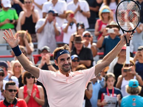 Federer vào bán kết Rogers Cup, tiến gần hơn tới ngôi số 1 thế giới