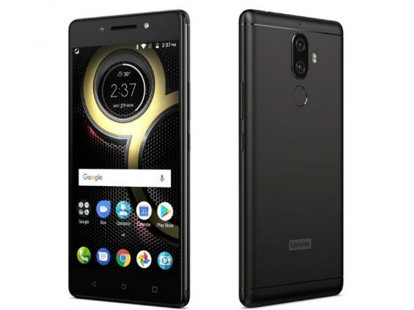 Lenovo bất ngờ tung ra K8 Note giá rẻ với camera sau kép