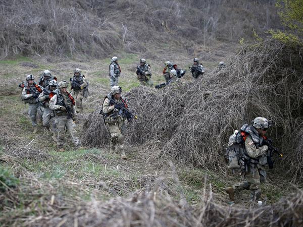 Mỹ-Hàn tập trận bất chấp căng thẳng với Triều Tiên