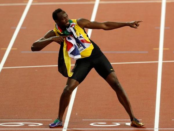 Usain Bolt thi đấu nội dung cuối cùng trong sự nghiệp