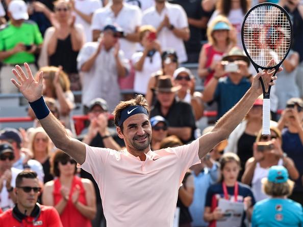 Federer vao ban ket Rogers Cup, tien gan hon toi ngoi so 1 the gioi hinh anh 1