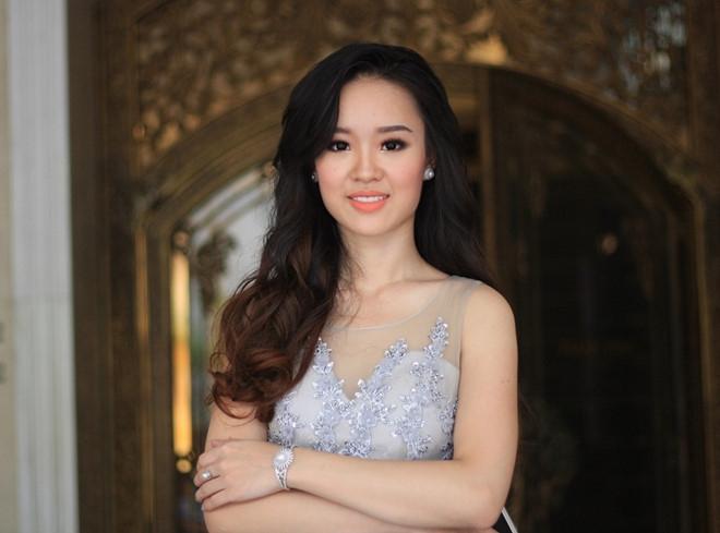 'Tieu doi truong xinh dep' du thi Hoa hau Hoan vu Viet Nam 2017 hinh anh 1