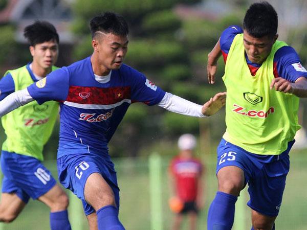 Cầu thủ U20 cảm thấy nhẹ nhõm khi rời U22 Việt Nam