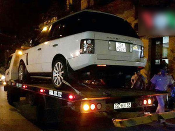 Danh tính tài xế Range Rover trong vụ va chạm khiến cháu bé tử vong
