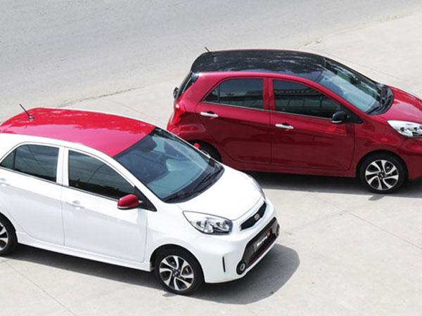 Hai dòng xe bán chạy của Kia giảm giá gần 10 triệu đồng ở VN