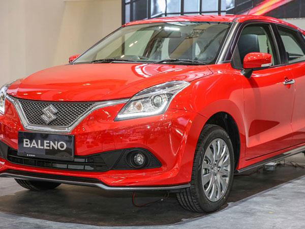 Hatchback 5 cửa Suzuki Baleno giá chỉ hơn 14.000 USD ở Indonesia