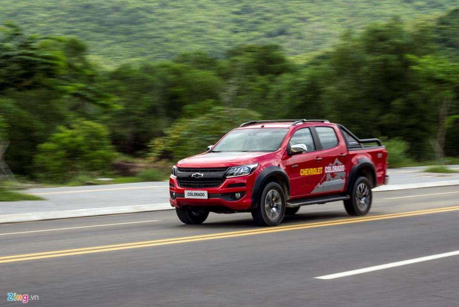 Danh gia Chevrolet Colorado 2017 gia 839 trieu dong tai Viet Nam hinh anh 5