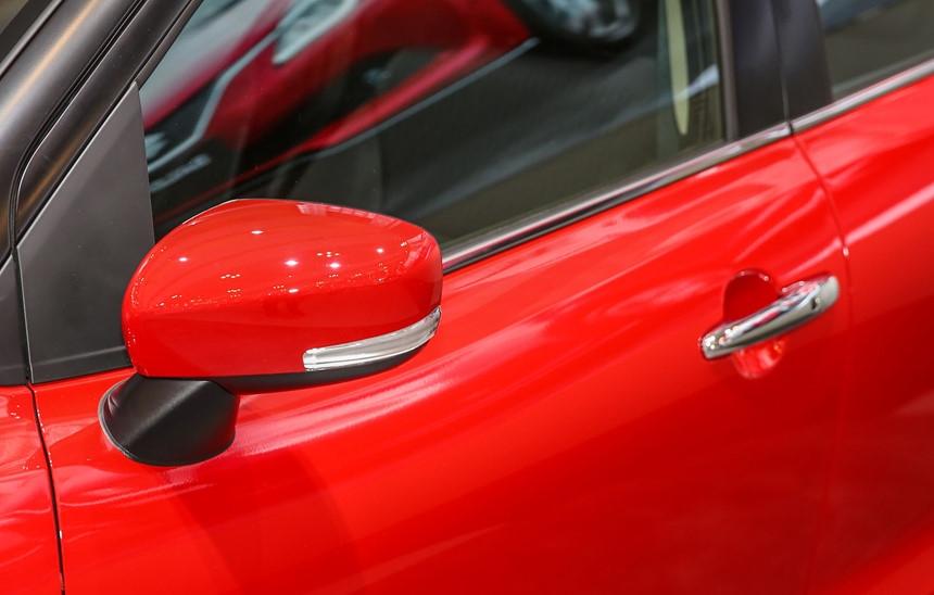 Hatchback 5 cua Suzuki Baleno gia chi hon 14.000 USD o Indonesia hinh anh 5