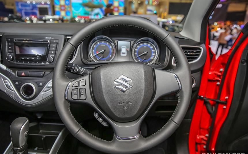 Hatchback 5 cua Suzuki Baleno gia chi hon 14.000 USD o Indonesia hinh anh 8