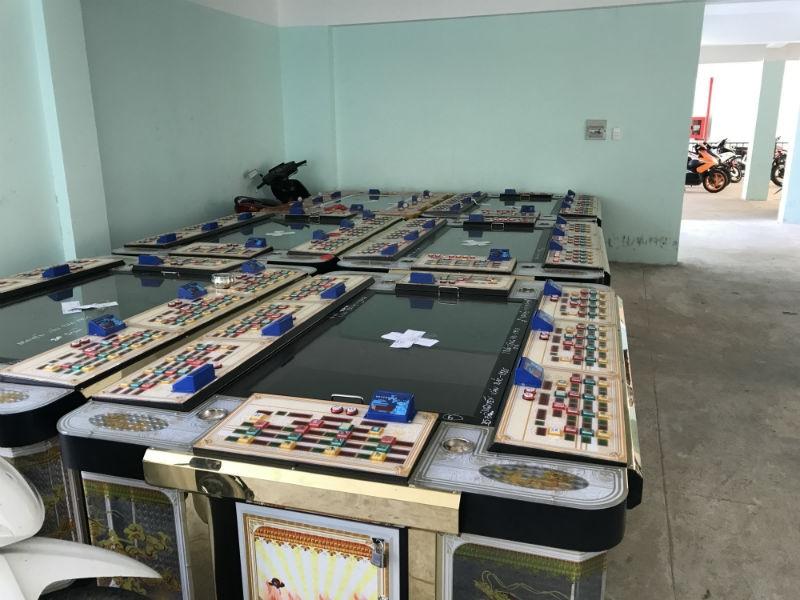 cờ bạc, game bắn cá, người Trung Quốc, tổ chức đánh bạc