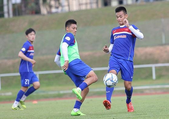 U22 Việt Nam cần tính kỹ cho mục tiêu đường dài tại SEA Games