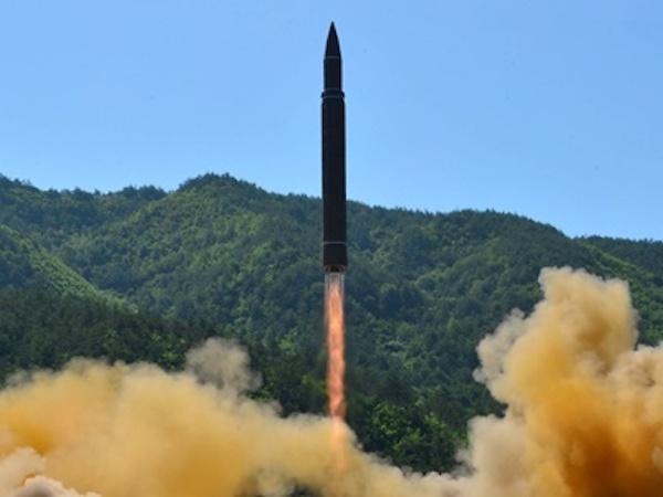 Ukraine bác tin bán công nghệ tên lửa cho Triều Tiên