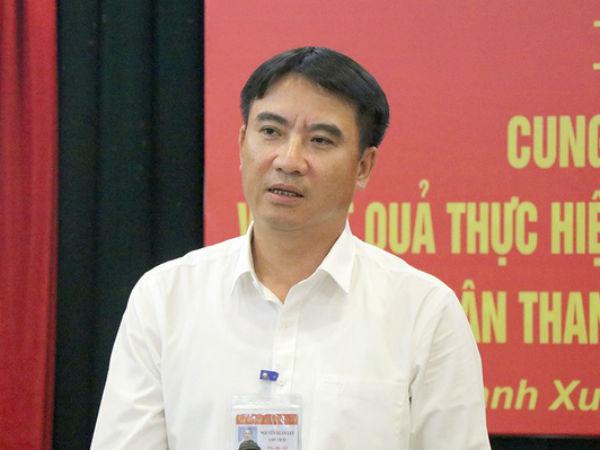 Vụ Phó Chủ tịch quận Thanh Xuân: Không thể lệnh cho bà Trang xin lỗi!