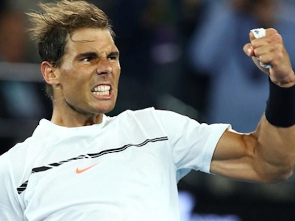 Nadal trở lại ngôi số một thế giới