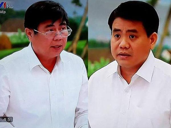 """Chủ tịch Hà Nội, TPHCM bị truy việc cao ốc """"đua nở"""" gây tắc đường"""