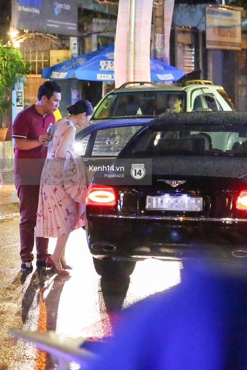 Lệ Quyên xuất hiện cùng xe hơn 20 tỷ vừa tậu, đeo đồng hồ đính kim cương đôi với chồng - Ảnh 7.
