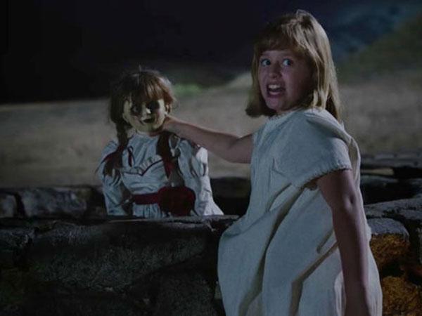 Annabelle - Tạo vật quỷ dữ: Sợ tái mặt và cười té ghế