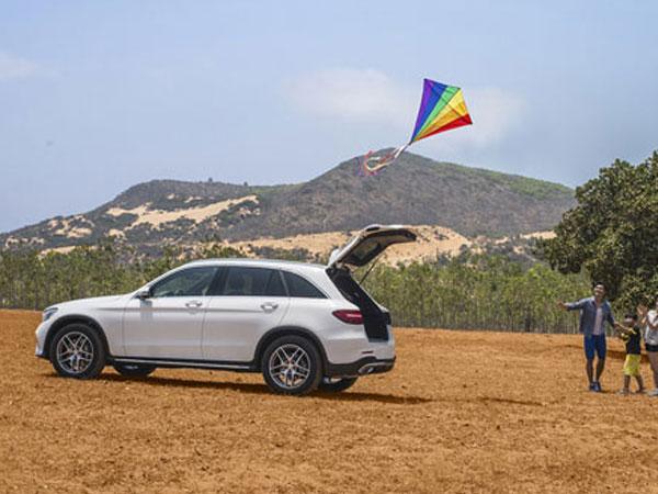 Mercedes GLC - SUV hạng sang cho gia đình Việt