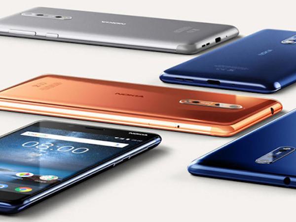 Nokia 8 ra mắt với camera kép, chip Snapdragon tối tân
