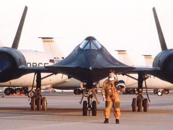 SR-71 Blackbird Mỹ chết hụt vì tên lửa Triều Tiên