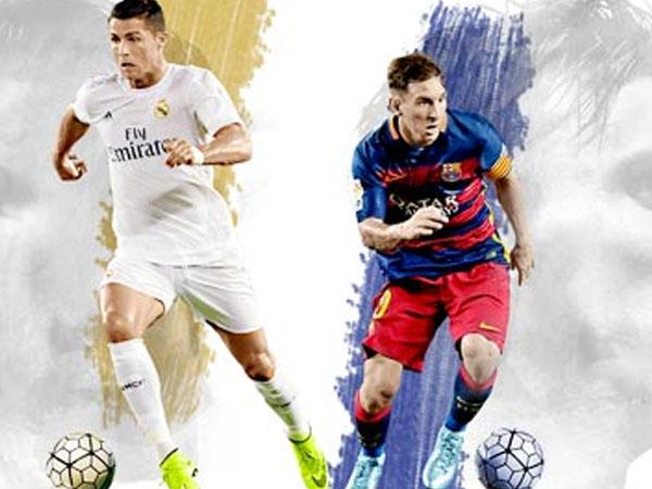 Không Neymar, Messi và Ronaldo lại... về với nhau