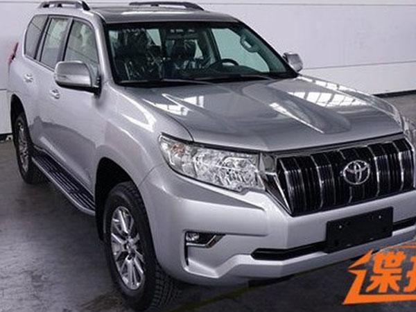 Toyota Land Cruiser Prado 2018 có cả phiên bản 5 và 7 chỗ, giá từ 735 triệu Đồng