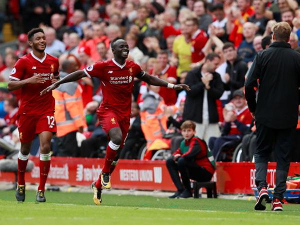 """Mane """"nổ súng"""", Liverpool đá bại Crystal Palace"""