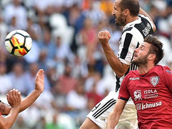 Juventus thắng đậm trong trận khai mạc Serie A 2017-2018