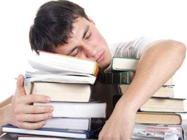 Giờ ngủ hợp lý cho học sinh khi vào năm học mới