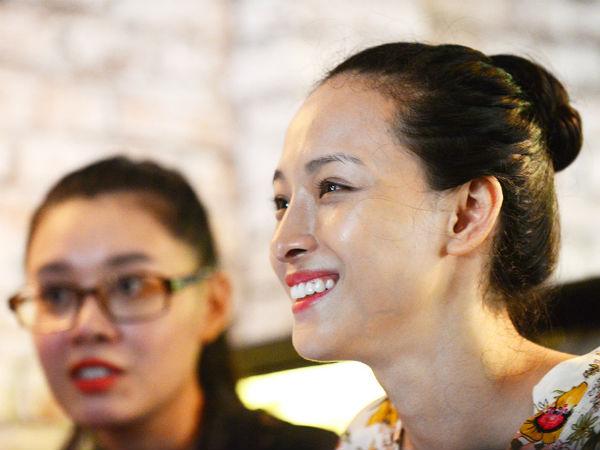 Hoa hậu Phương Nga: