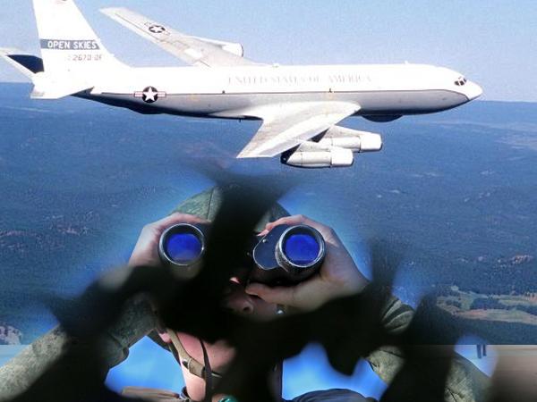 Máy bay trinh sát Mỹ, Anh sắp lượn trên bầu trời Nga