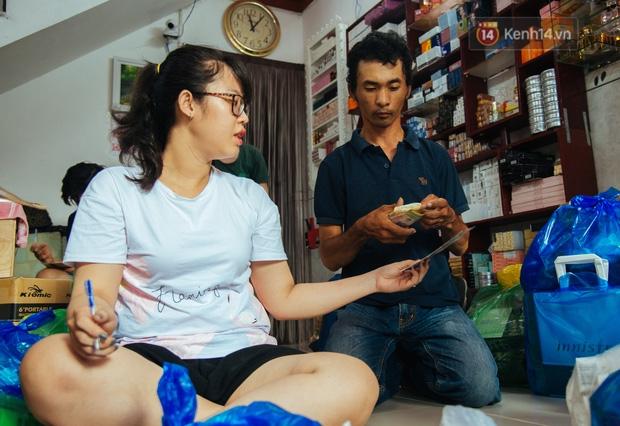 Chuyện cảm động về anh shipper khuyết tật giọng nói, đạp xe hàng chục km mỗi ngày để giao hàng khắp Sài Gòn - Ảnh 14.