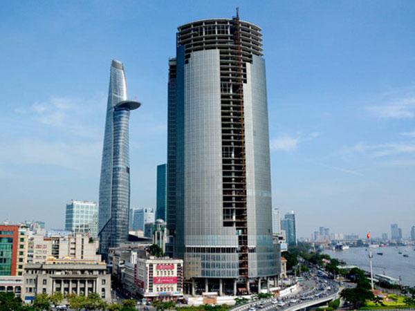 10 năm truân chuyên của toà nhà cao thứ 3 Sài Gòn