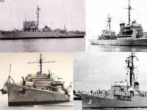 Hải chiến Hoàng Sa 1974 sẽ có trong sách sử Việt Nam