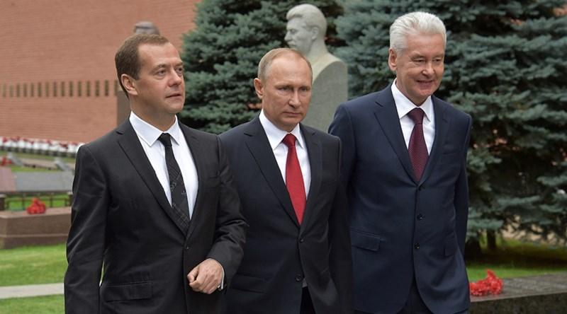 Hé lộ ứng cử viên sáng cửa kế nhiệm ông Putin - ảnh 1