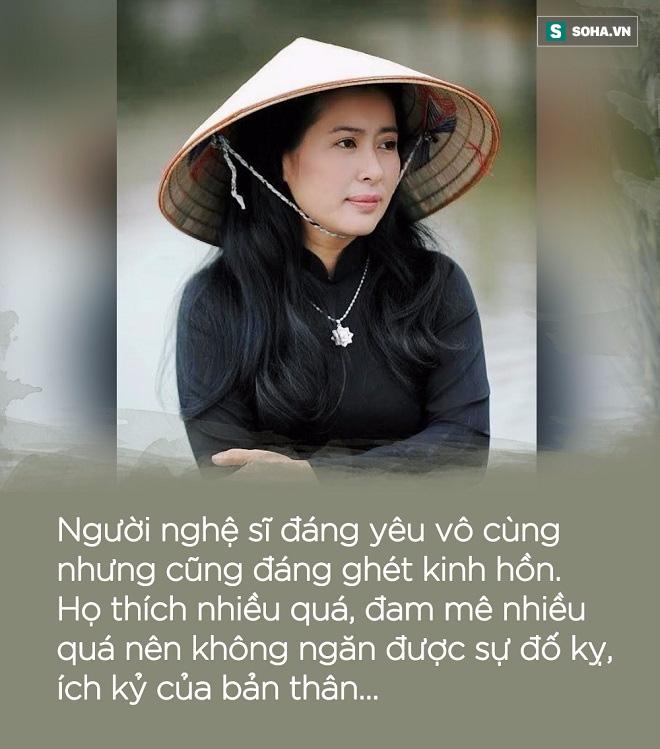 Long Nhật và cuộc điện thoại đẫm nước mắt với chồng NSND Hồng Vân - Ảnh 1.