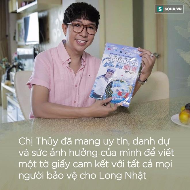 Long Nhật và cuộc điện thoại đẫm nước mắt với chồng NSND Hồng Vân - Ảnh 2.