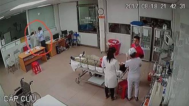 Nữ bác sỹ bị vây đánh tại Nghệ An nói gì? - ảnh 1