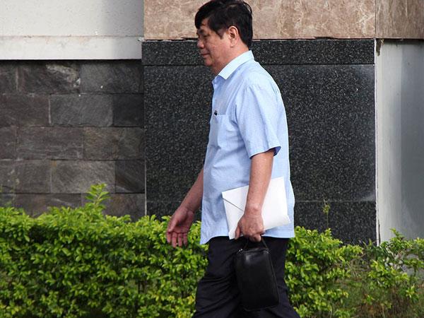 Ông Nguyễn Phong Quang nói về thông tin nộp 3,6 tỉ
