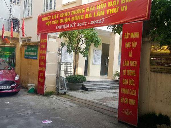 Phó Chủ tịch phường Văn Miếu từng nói dân