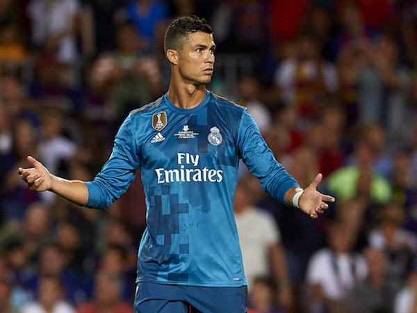Ronaldo kháng án bất thành: