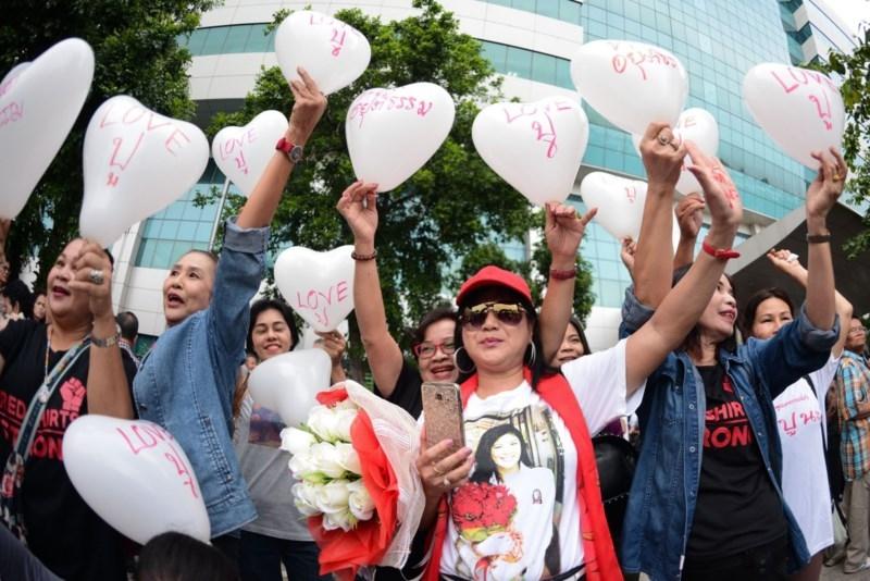 4.000 cảnh sát bảo vệ phiên tòa tuyên án bà Yingluck - ảnh 2