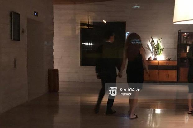 HOT: Bắt gặp Hà Hồ - Kim Lý tay trong tay đi ăn đêm rồi cùng về chung một nhà - Ảnh 4.